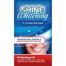 Kit de blanchiment pour les dents blanches