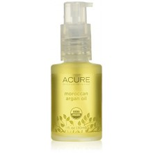 Acure Organics Argan Facial Oil Organic 1 oz Oil
