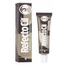 RefectoCil Cream Hair Dye (NATURAL BROWN) 0,5 oz
