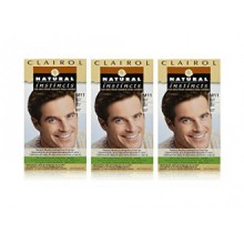 Clairol Natural Instincts Hair Color For Men M11 Medium Brown 1 Kit (Pack of 3)