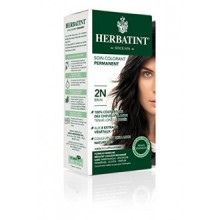 Herbatint Herbal permanent Couleur des cheveux Gel, 2N Brown, 4,56 Ounce