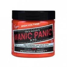 Manic Panic cheveux Dye Classique Couleur Crème Psychedelic Sunset orange Formule semi-permanente par Manic Panic BEAUTY
