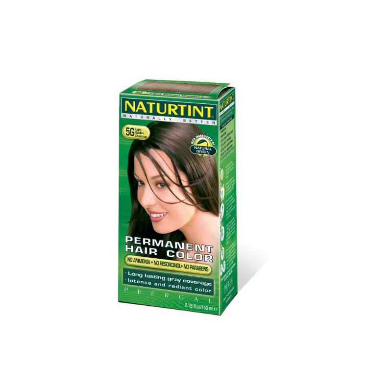 Naturtint Permanent Hair Color 5g Light Golden