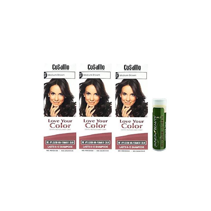 Cosamo Love Your Color Ammonia Peroxide Free Hair