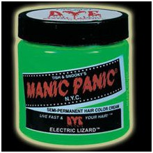 Manic Panic Electric Lizard Hair Dye by Bewild