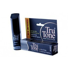 Tru Tone Black Hair Dye Stick, 7.5 Gm X 2