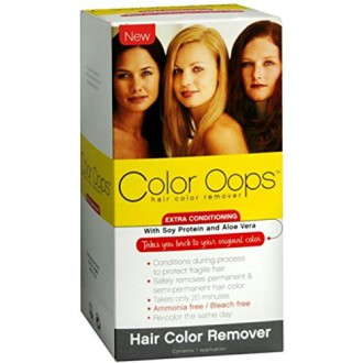 Color Oops Hair Color Remover Extra Conditioning 1 I am reviewing color prep by color oops that looks just like this box. 24hbeaute