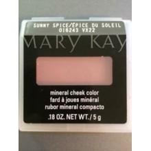 Mary Kay Ensoleillé Spice Cheek minérale Couleur