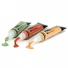 3 LA Fille Pro Conceal HD Concealer (Orange, Jaune, Vert)