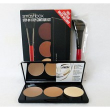 Smashbox Step By Kit Contour Step with Light / Medium Brosse