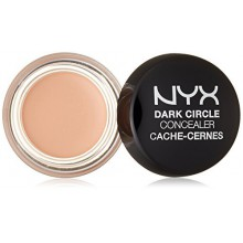 NYX Cosmetics Ojeras-, Feria, 0,1 onza