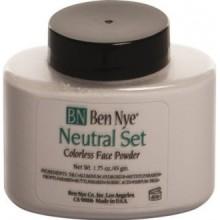 Ben Nye conjunto neutro polvo incoloro 42gm / 1,5 oz