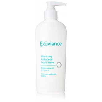 Exuviance Moisturizing Antibacterial Facial Cleanser, 7.2 Fluid Ounce