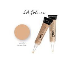 L.A. Girl Pro Conceal HD 973 Creamy Beige (2 Pack)