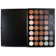Morphe Pro 35 Color Eyeshadow Makeup Palette - Koffee Palette 35K