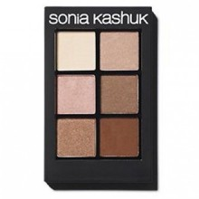 Sonia Kashuk 6 Color Shadow Palette 10 Perfectly Neutral by Sonia Kashuk