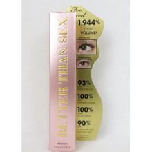 Too Faced Better Than Sex Mascara Noir 0,27 oz