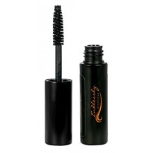 Natural Organic Mascara by Endlessly Beautiful, Black - Vegan & Gluten Free - Nourishes and Conditions Eyelashes - Enriched