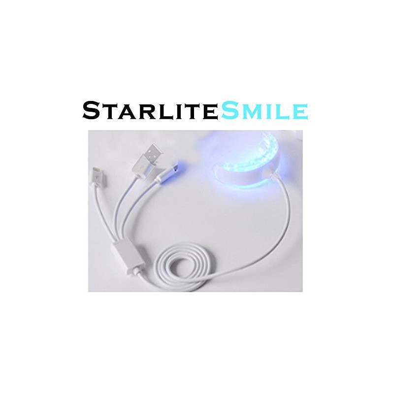 16 Led Teeth Whitening Light For Iphone Android