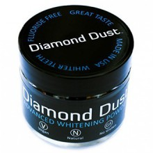 Dientes que blanquean el polvo de carbón vegetal activado por el polvo del diamante - Combate las manchas y el mal aliento, desi