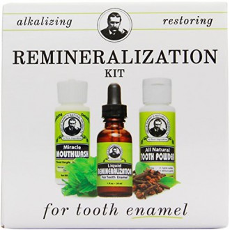 Remineralization Kit for Tooth Enamel & Mineral (1 Kit)