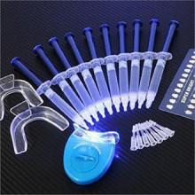 EHM ALTA AURA GLOWZ Teeth Kit de blanchiment (10) ALTA AURA Gels (2) Plateaux (1) AURA BLEU lumière LED blanche