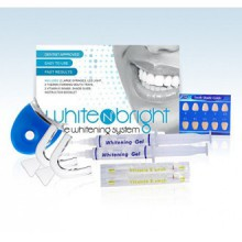 Blanc N 'Brite - 3D Professional Kit de blanchiment des dents - VOIR LES RÉSULTATS APRÈS UNE SEULE UTILISATION!
