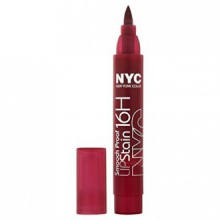 New York Couleur Smooch Proof Lip Stain, Berry Long Time, 0,1 Fluid Ounce