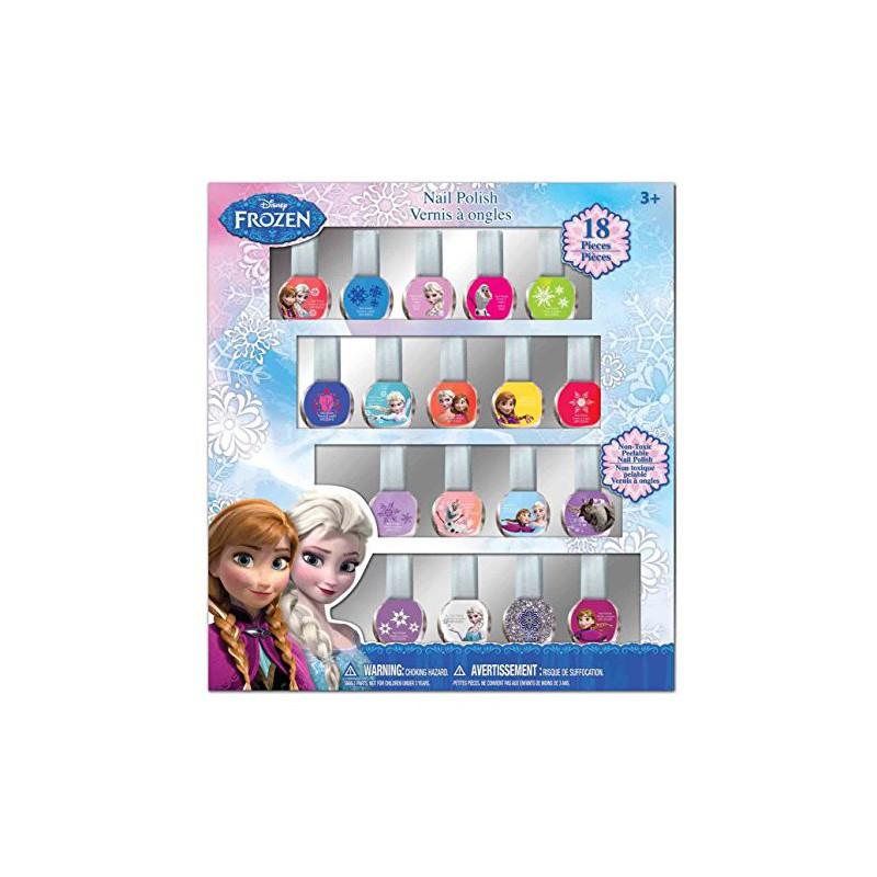 Frozen Mejor desprendimiento de esmalte de uñas Deluxe regalo