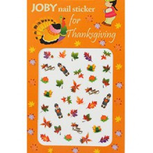 Joby ongles autocollants Thanksgiving - TH-02