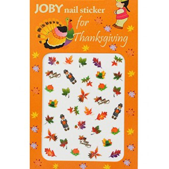 Joby nail stickers Thanksgiving - TH-02
