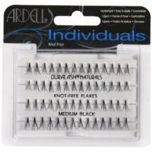 Ardell DuraLash Naturals Lashes individuels - Medium, 56-Count (Pack de 4)