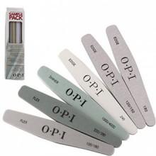 Vkenis 6 PCS Professional Double Nail Sided Fichiers Conseil Emery Grit Gel cosmétique manucure pédicure pour les soins des ongl
