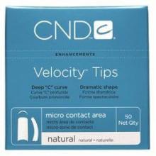 Nail Tips Velocity Faux Ongles Creative, No.7 Natural
