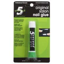 5 Second Nail Glue Nail Salon, 2-Gram