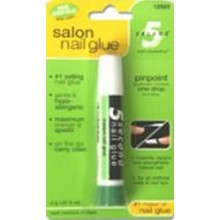 5 second Salon Nail Glue 2g by 5 Second