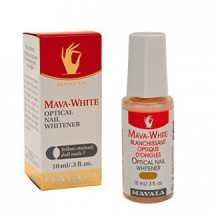 Mavala Mava White Optical Nail Whitener 0.3 Ounce