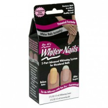 Dr. G's Whiter Nails, 2-Part Whitening System for Discolored Nails