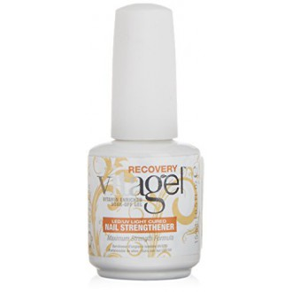 Sale Gelish Vitagel Recovery LED/UV Cured Nail Strengthener, 0.5 Ounce