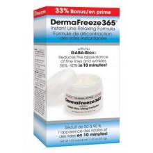 Dermafreeze365 ligne instantanée Formule Relaxing, 1,33-Ounce Box