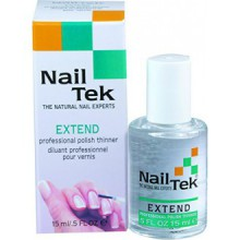 Nailtek Extend Professional Polish Thinner, 0,5 Fluid Ounce