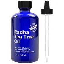 Tea Tree Huile Essentielle - Big 4 oz - 100% Pure & Natural Melaleuca thérapeutique année - QUALITÉ de l'Australie pour