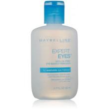 Expert Eyes Maybelline New York 100% des yeux Démaquillant sans huile, 2,3 Fl. Oz.