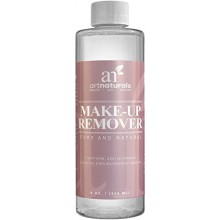Art Naturals Makeup Remover Oil free 8.0 oz - Natural Cleansing cosmetics and makeup remover