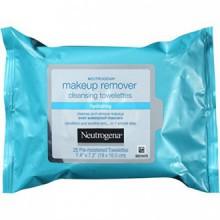 Neutrogena Hydratant démaquillant Cleansing Lingettes, 25 Count (Pack de 3)
