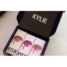 Kylie Jenner Lip Kit SET of 3 BRAND NEW Posie K,True Brown K & 22