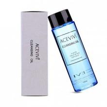 ACEVIVI Natural Facial Cleansing Oil Anti-Aging Huile Démaquillante profonde Utile démaquillante pour les yeux 5.3 Fluide Onces-