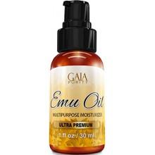 L'huile d'émeu 100% Pure - 1 oz