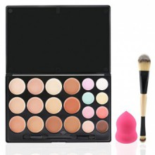 RUIMIO Contour Kit Contour et Contour Palette Highlighting - 20 Couleurs