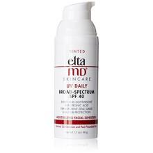 EltaMD UV diaria de amplio espectro SPF 40 tintados, 1,7 oz